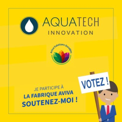 Aquatech CleanTech Booster La Fabrique Aviva Innovation